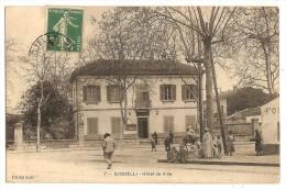 ALGERIE DJIDJELLI Hôtel De Ville - Autres Villes