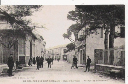 BALARUC LES BAINS (HERAULT) 212 STATION THERMALE AVENUE DE MONTPELLIER (BELLE ANIMATION) - France