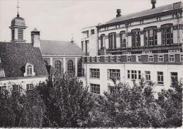 Religieuzen Van Het Christelijk Onderwijs , Lange Nieuwstraat Antwerpen - Buitenzicht Kapel.- Afgestempeld 1961 - Antwerpen