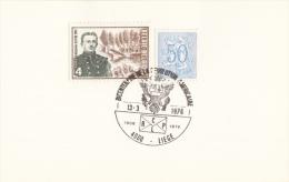 Liege - Bicentenaire De La Revolution Americaine - 13 Maart 1976 - Postzegels