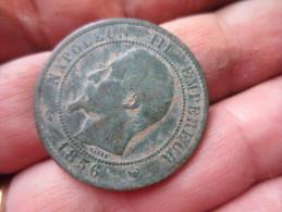 10 Centimes NAPOLEON III 1856 W - TTB VOIR PHOTOS - Frankrijk
