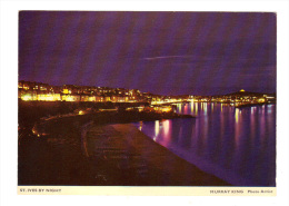Royaume Uni: St. Ives By Night (13-2044) - St.Ives