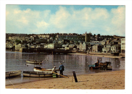 Royaume Uni: The Harbour St. Ives On The Cornish Riviera (13-2045) - St.Ives