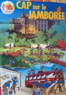 Scoutisme / Scouts De France / Affiche Jamboree Bleu - Scoutisme