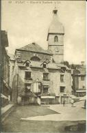 CPA  MURAT, Place De La Boucherie  8274 - Murat