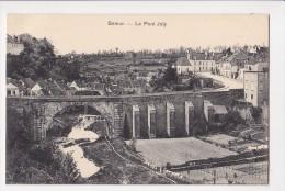 Cpa SEMUR Le Pont Joly - Semur