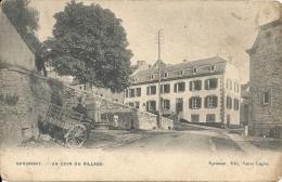 SPRIMONT : Un Coin Du Village - TRES RARE CPA - Cachet De La Poste 1907 - Sprimont