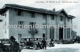 Valle D' Aosta St. Vincent Hotel Belle Vue Kursaal Animata Perfetta - Aosta