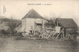 ROSIERE-SAINT-ANDRE : La Moulin - TRES RARE CPA - Rixensart