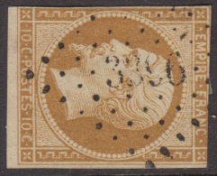 PC 3396 (Tourny, Eure (26)), Cote 22.5€ (+30€ Pour Le Timbre , N° 13B) - 1849-1876: Klassieke Periode