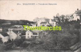 CPA WALCOURT VALLEE DE L'ABBATOIR - Walcourt