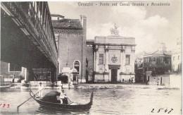 Venezia Ponte Sul Canal Grande E Accademia - Venezia (Venedig)