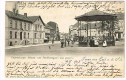 """""""Luxembourg Strasse Vom Stadthausplatz Aus Gesehen"""" - Luxembourg - Ville"""