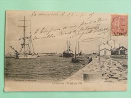 LA NOUVELLE - Entrée Du Port - Port La Nouvelle