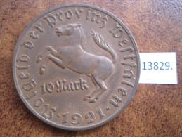 Westfalia, Alemania , 10 Marcos 1921, Token, Jeton , Westfalen - Otros