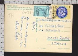 B8923 ARGENTINA Postal History 1989 DIA DE LAS AMERICAS MONUMENTO A LA BANDIERA ROSARIO BUENOS AIRES - Argentina