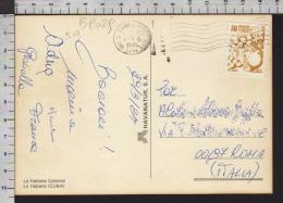 B9029 CUBA Postal History 1985 EXPORTACIONES CUBANAS CITRICOS - Cuba