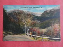 Pinkham Notch,NH--Tuckerman's Ravine--cancel 1941--PJ151 - Etats-Unis