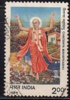 Chaitanya Mahaprapu,  Used 1986, - Oblitérés