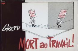1980 Caricature G'rerg ( Livre De 138 Pages Humour Caricatures Politique Quebecquoise De L'an 1980 ) Quebec Canada - Livres, BD, Revues