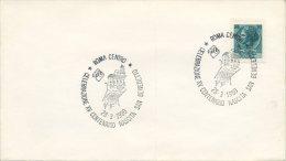 VATICANO - FDC 1980 - ANNULLO SPECIALE SAN BENEDETTO PATRONO EUROPA - FDC