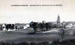42 ST ROMAIN LACHALM Alt 910m Panorama Pris De Ruilliere - France