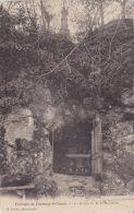 Cp , 85 , FONTENAY-le-COMTE , Environs , La Grotte Du R. P. Montfort - Fontenay Le Comte