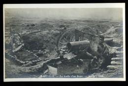 Cpa Carte Photo Du  02 Laffaux  La Tombe D' Un Brave -- Soldier's Tomb  CES11 - Zonder Classificatie
