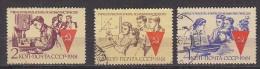 PGL AN509 - RUSSIE RUSSIA Yv N°2463/65 - 1923-1991 URSS