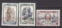PGL AN550 - RUSSIE RUSSIA Yv N°2478/80 - 1923-1991 URSS