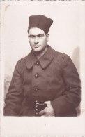 ¤¤  -  Carte Photo Militaire  -   Soldat Posant Pour La Photo     -  ¤¤ - Militari