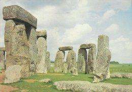 Stonehenge Salisbury Plain,Wiltshire  # 0419 - Dolmen & Menhirs