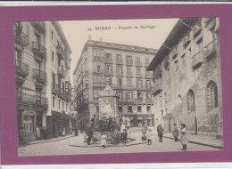 BILBAO .-  Plazuela De Santiago - Vizcaya (Bilbao)
