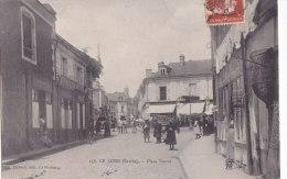 ¤¤  -  158  -  LE LUDE  -  Place Neuve  -  ¤¤ - France