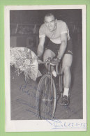 André BOHER, Autographe Manuscrit, Dédicace. 2 Scans - Ciclismo