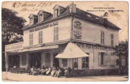 (95) 330, Enghien Les Bains, Laroche-Photo, Restaurant Emile, 70 Grande Rue - Enghien Les Bains