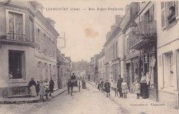 "¤¤  -  LIANCOURT   -  Rue Roger-Duplessis   -  Maison "" A. Corand ""  -  ¤¤ - Liancourt"
