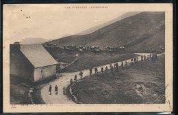 09 -- Col De Port -- Route De Tarascon A St Girons -- Le Sommet Du Col -- Refuge - Zonder Classificatie
