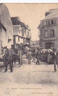 ¤¤  -  119   -   VANNES   -  La Place Cabello Un Jour De Foire  -  ¤¤ - Vannes