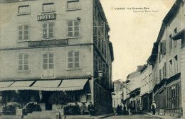 69 - COURS - La Grande Rue - France