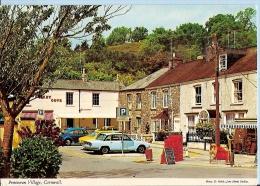 Cornwall Postcard - Pentewan Village      LC2065 - Andere