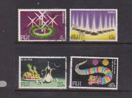 Fiji 1978 Festival Of Joy Used Set - Fiji (1970-...)