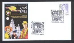 6.- 019 ITALY ITALIA 2013. SPECIAL POSTMARK. COMICS. GODEGA. FUMETTI. - Fumetti