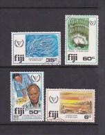 Fiji 1981 International Year Of Disabled Used Set - Fiji (1970-...)