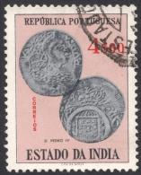 Portuguese India, 4 E. 1959, Sc # 611, Mi # 576, Used - Portuguese India