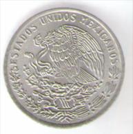 MESSICO 20 CENTAVOS 1981 - Messico