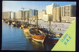 AK     U. A. E.    UNITED ARAB EMIRATES   DUBAI  1979 - Ver. Arab. Emirate
