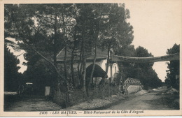 LES MATHES - Hôtel Restaurant De La Côte D'Argent - Les Mathes