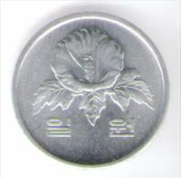 COREA DEL SUD 1 WON 1983 - Korea, South