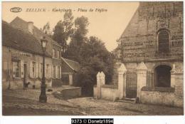 09373g KERKPLAATS - Place De L'Eglise - Zellick - Asse
